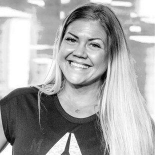 Vår lärare Kristin Andersson